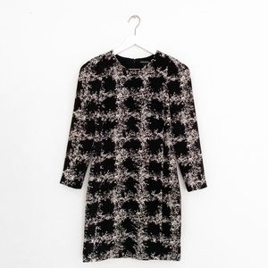 Club Monaco Knit Mini Dress